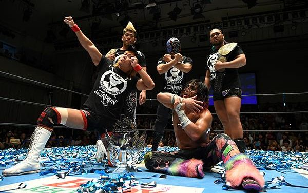 NJPW Best of the Super Juniors 25 – Finals (June 4) Results & Review