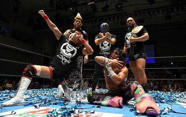 NJPW Best of the Super Juniors 25 – Finals (June 4) Results & Review