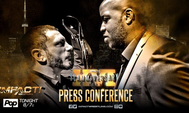 Projecting Impact Wrestling's Slammiversary 2018 Card