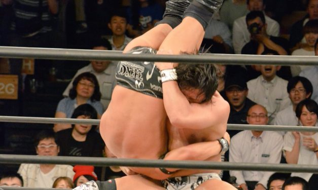 Dragon Gate King of Gate 2018 (June 1) Results & Review