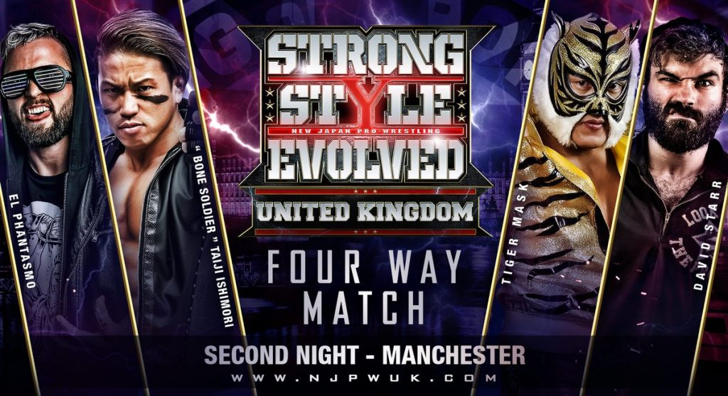 VoicesofWrestling.com - Strong Style Evolved UK Junior