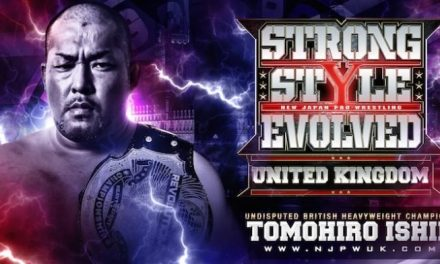 NJPW Strong Style Evolved UK Preview