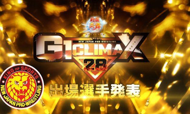 Voices of Wrestling NJPW G1 Climax 28 Pick'Em Contest