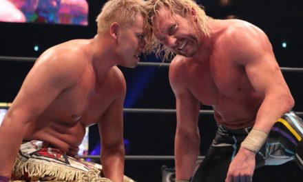 VOW Flagship: Dominion Review, Okada/Omega, MITB, NXT & more!