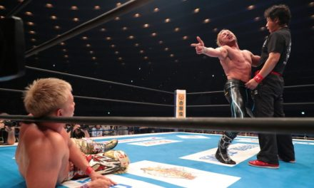 60 Perfect Seconds: The Beautiful Ending of Okada/Omega IV