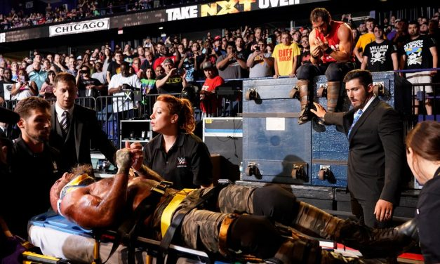 Dig Two Graves: The Tragedy of Johnny Gargano
