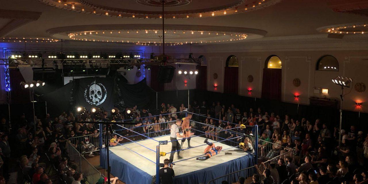 Freelance Wrestling Freelance vs. The World 4 Results & Review