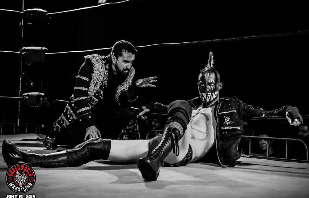 Underworld Wrestling 1 Review