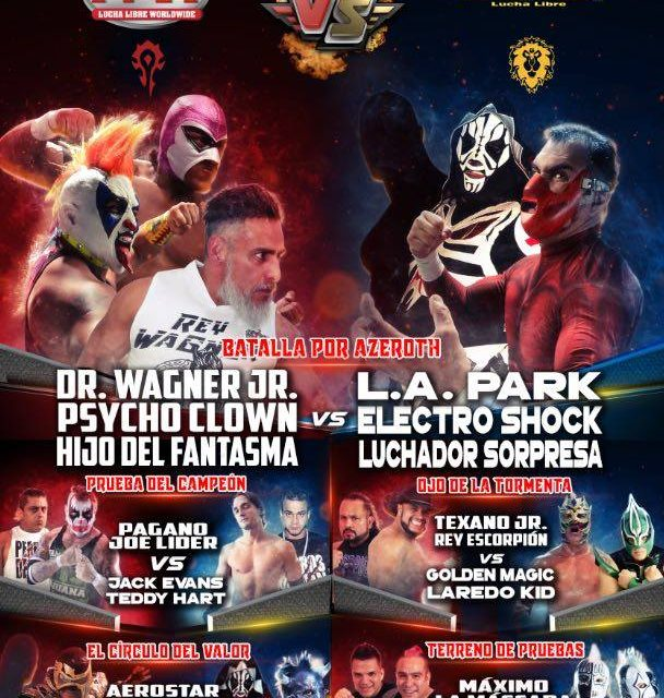 AAA vs. The Elite (July 21) Preview & Predictions