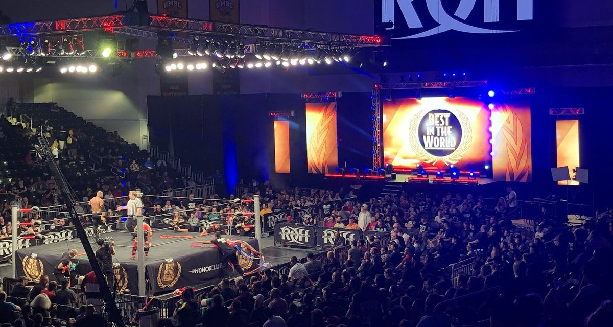 VOW Flagship: ROH BITW, Takeda/Kodaka, Bouncin' Around the Indies