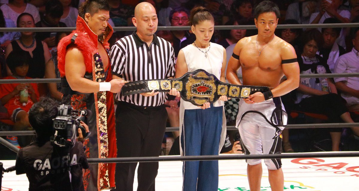 Dragon Gate Kobe World Pro Wrestling Festival (July 22) Results & Review
