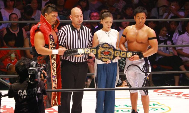 Dragon Gate Kobe World Pro Wrestling Festival (July 22) Results & Review