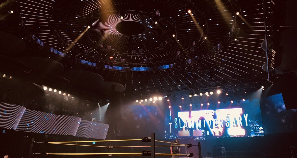 Impact Wrestling Slammiversary XVI (July 22) Results & Review