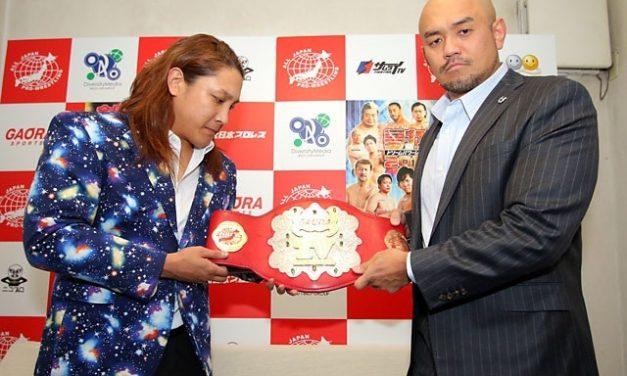 "Fashionable Wrestling Chapter III: The Handsome Jiro ""イケメン"" Kuroshio"