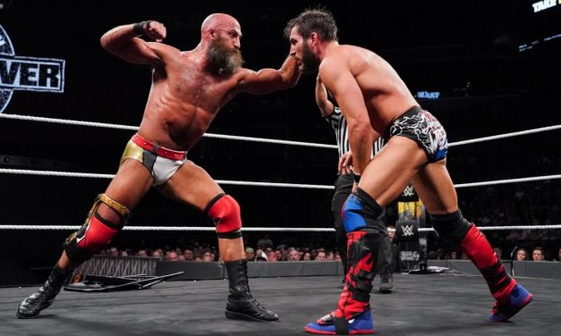 NXT TakeOver: Brooklyn IV (August 18) Results & Review