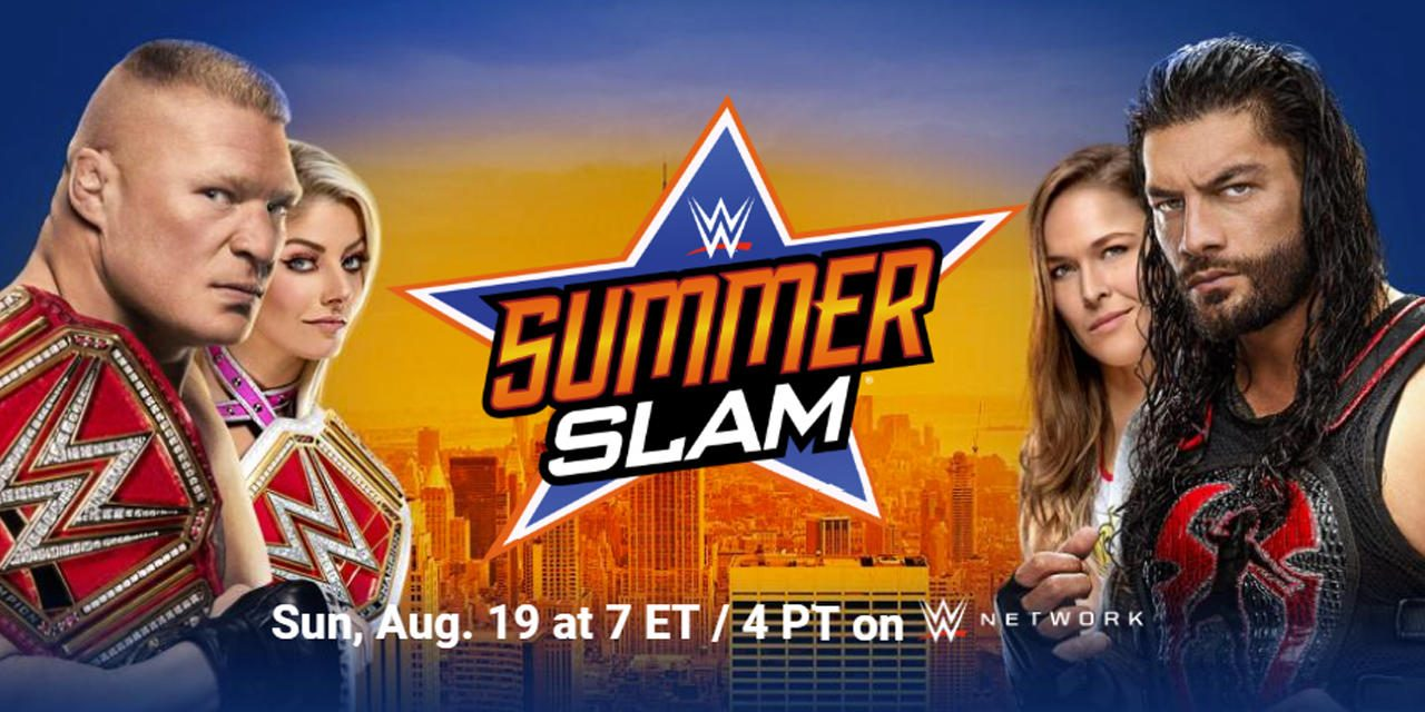 WWE SummerSlam 2018 Preview & Predictions