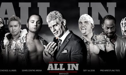 ALL IN (September 1) Preview & Predictions