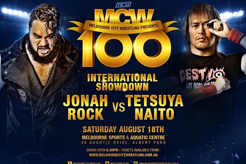 Melbourne City Wrestling MCW100 (August 18) Results & Review