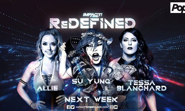 Impact Wrestling: ReDefined Preview