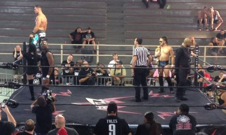 EVOLVE 110 (August 11) Results & Review