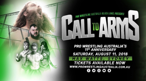 PWA Call To Arms 2018 (August 11) Results & Review