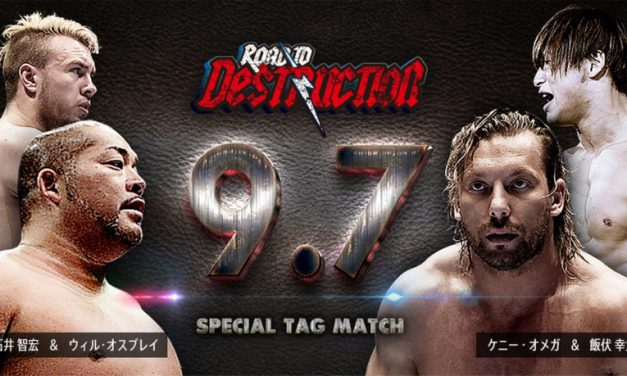 NJPW Road to Destruction 2018 (September 7) Results & Review