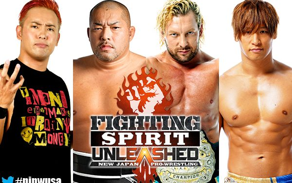 NJPW Fighting Spirit Unleashed Preview & Predictions