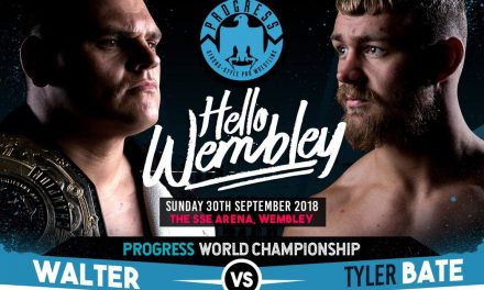 PROGRESS Wrestling Chapter 76: Hello Wembly Preview & Predictions