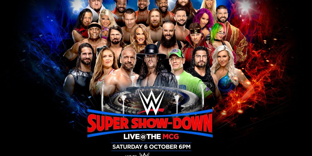 WWE Super Show-Down 2018 (October 6) Preview & Predictions