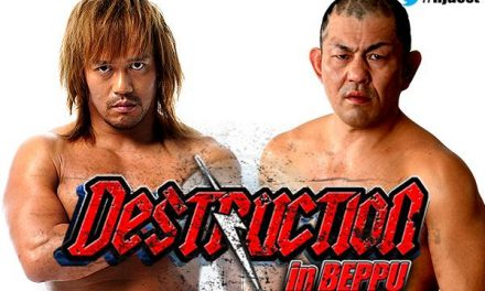 NJPW Destruction in Beppu 2018 Preview & Predictions