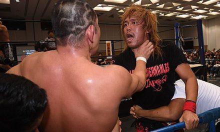 NJPW Destruction In Beppu 2018 (September 17) Results & Review
