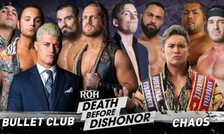 ROH Death Before Dishonor XVI: Preview & Predictions
