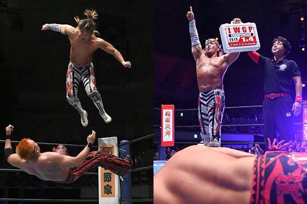 NJPW Destruction in Kobe 2018 Results & Review