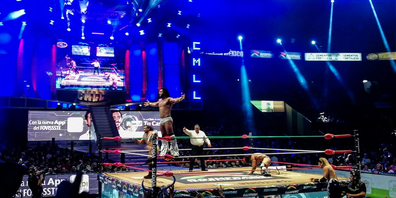 Masks and Topes: Experiencing the Passion of Arena Mexico