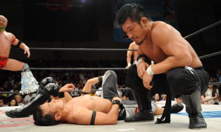 Dragon Gate Crown Gate (September 6) Results& Review
