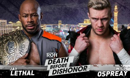 ROH Death Before Dishonor 2018 Results & Review