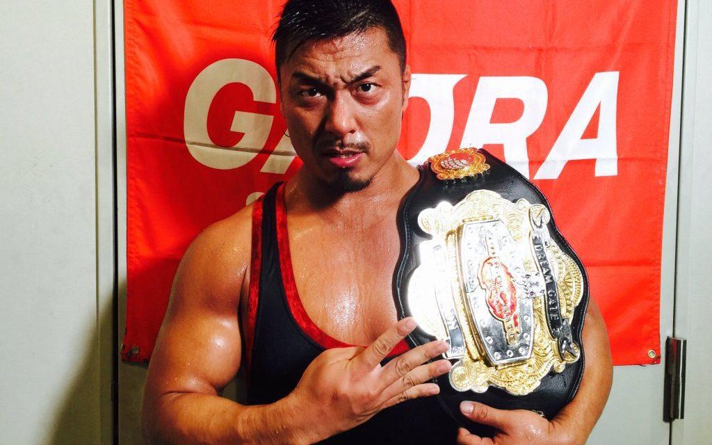 Going His Own Way: Shingo Takagi Leaves Dragon Gate