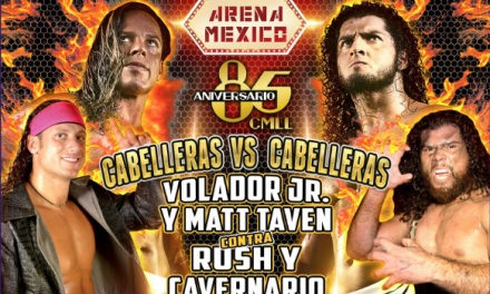 CMLL 85th Anniversario Preview
