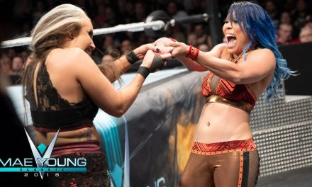 WWE Mae Young Classic Night 3 Results & Review
