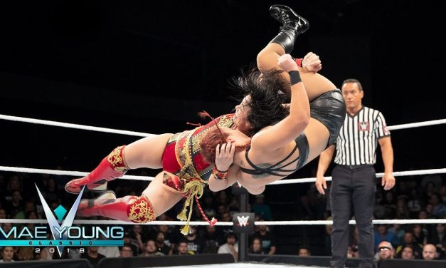 WWE Mae Young Classic 2018 Night 1 Results & Review