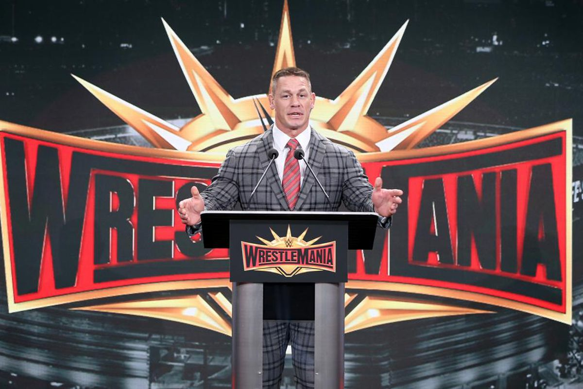 WrestleMania Weekend 2019 Schedule & Map - Voices of Wrestling