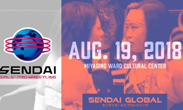 Sendai Girls (August 19) Results & Review