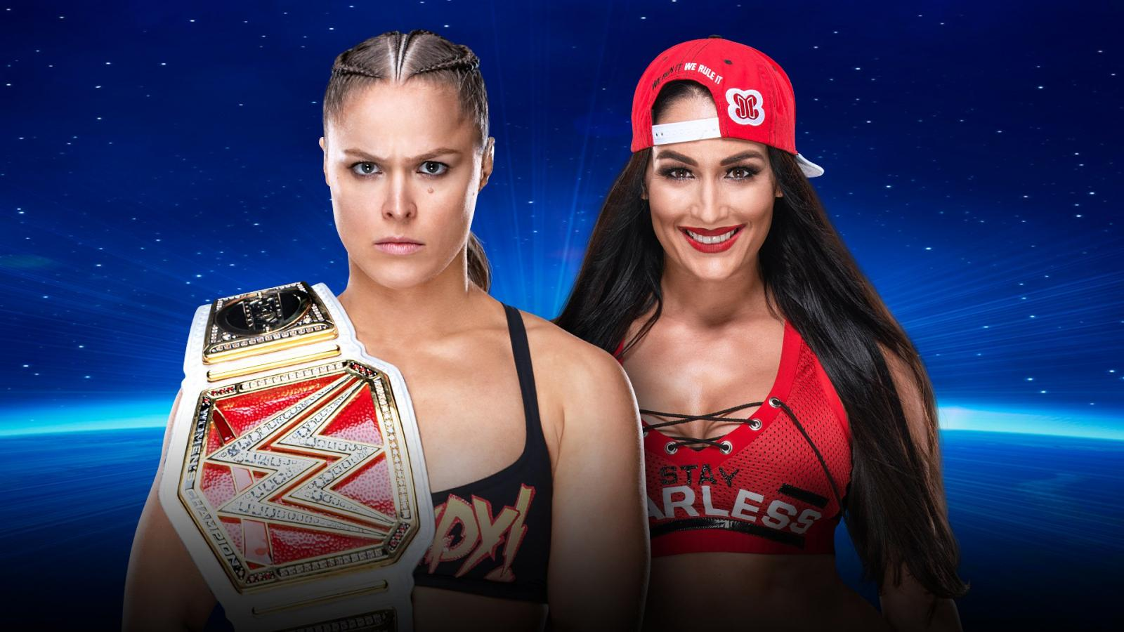 732ac1188a1 WWE Evolution 2018 (October 28) Preview   Predictions