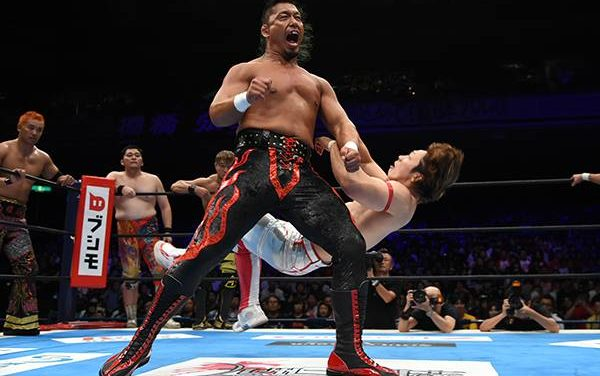 NJPW Super Junior Tag League Night 1 Audio Review