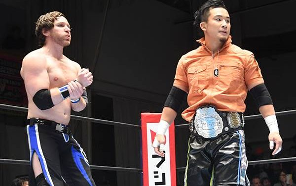 NJPW Road To Power Struggle (October 23) Results & Review