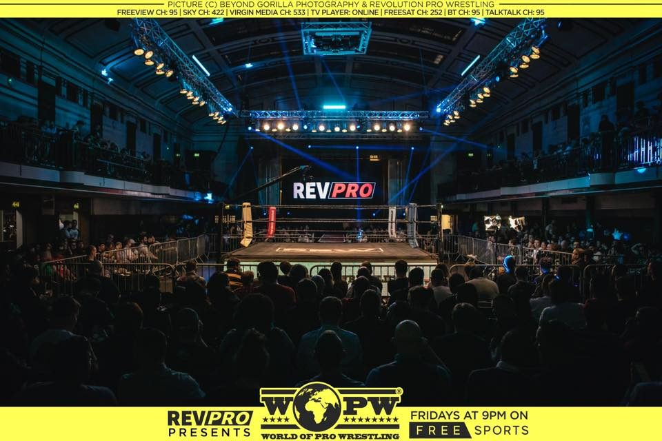 Rev Pro World of Pro Wrestling – Episode 1 Results & Review