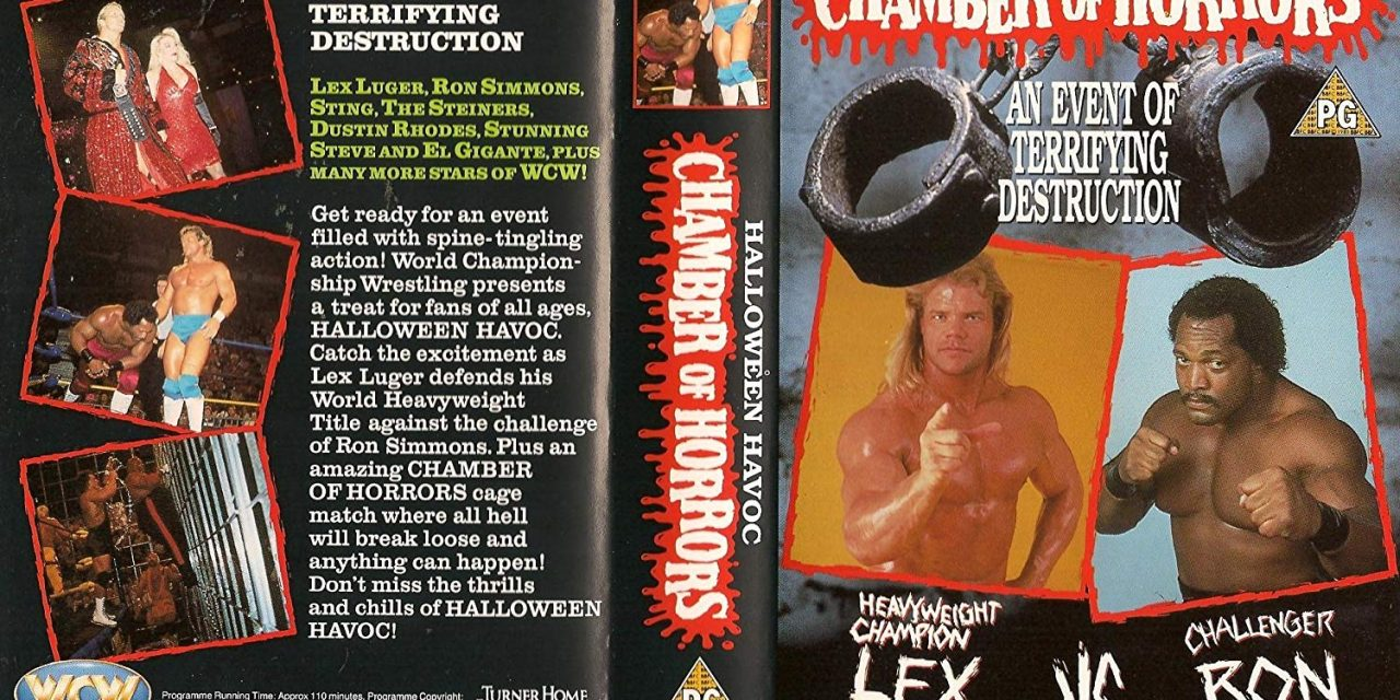VOW Retro Rewatch: WCW Halloween Havoc 1991