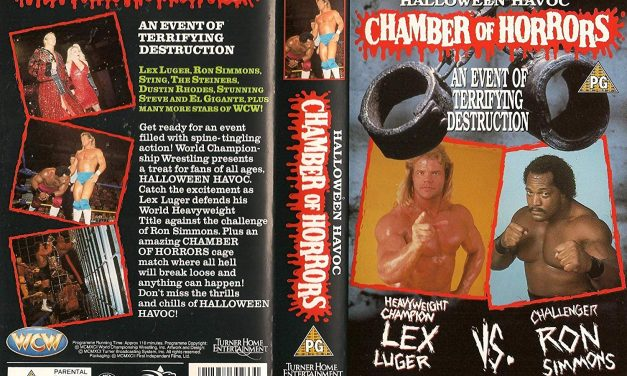 VOW Retro Rewatch: WCW Halloween Havoc 1991