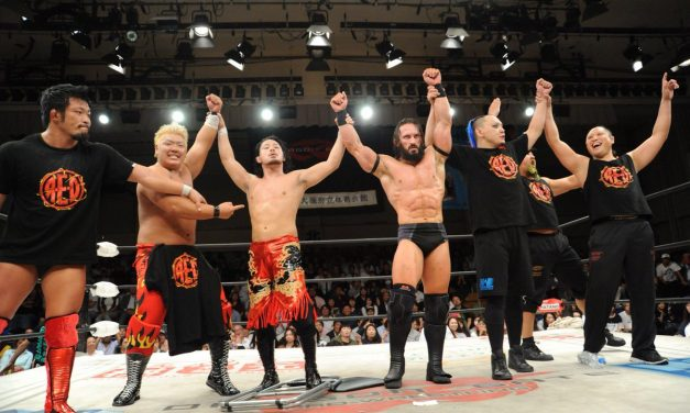 Dragon Gate Gate of Victory (October 2) Results & Review