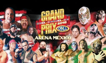 CMLL Grand Prix 2018 (October 6) Results & Review